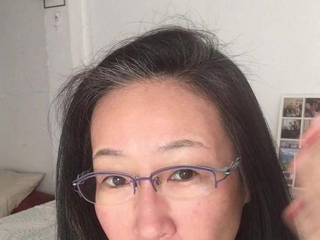 髪報告6月8日バージョン 😉