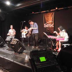 Sesc Messias Britto Quarteto