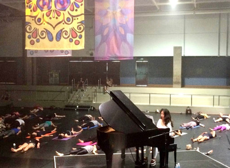 Piano Yoga - synchronization-
