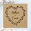 Thumbnail: Rustic Heart Wreath