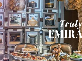 A Truly Traditional Emirati Restaurant