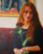 002 Natalia, 76 x 61 cm, acrylic on canv