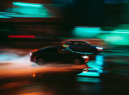 The City Slowed Down, But Drag Racing Sped Up--Can You Become a Victim?