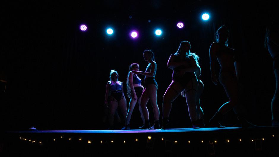 Luminesque Dance at The Victoria Event Centre