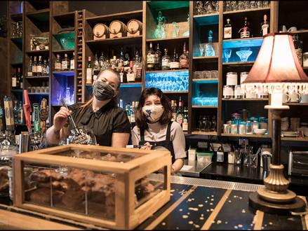 Dandy Lion Coffee Shop at the VEC