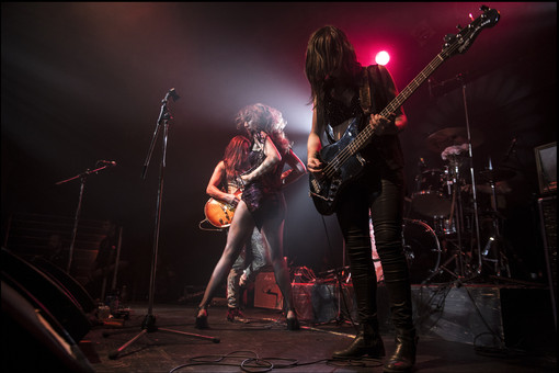 Thunderpussy - Capital Ballroom