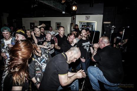 Harrington Saints at Tavern of the Damned