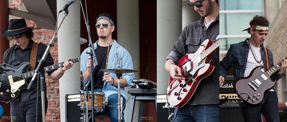 Oakstones - Music in the Square