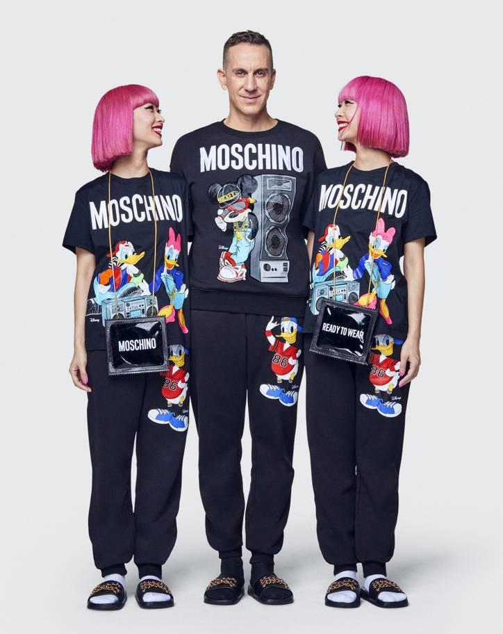 H&M | Moschino