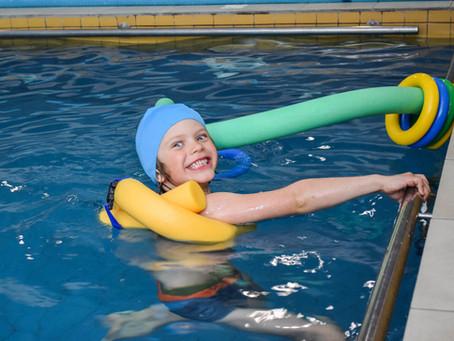 Rehabilitācija bērniem norit interesanti un ar aizrautību