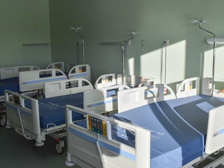 Jaunas gultas pacientu ērtībām