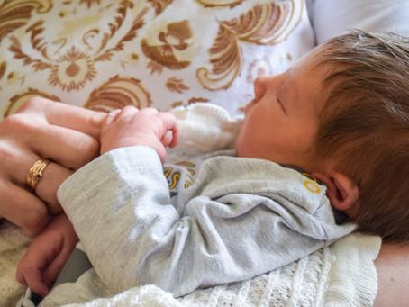 Janvārī piedzimis smagākais un garākais bērniņš