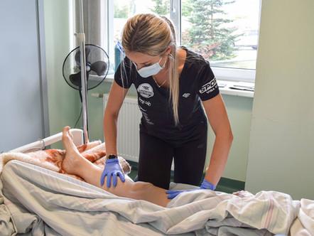 Agrīna rehabilitācija stacionārā – pacienta ātrākai atveseļošanai