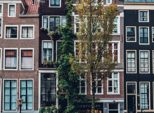 Canals and Coffeeshops: Exploring Amsterdam