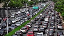 Temos carros de mais ou de menos?