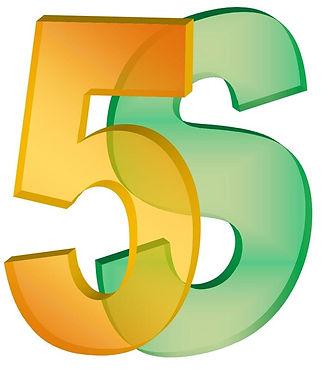 5S limpeza e organização