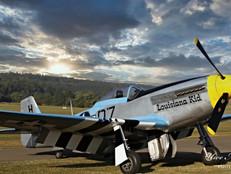 North-American P-51D-Mustang