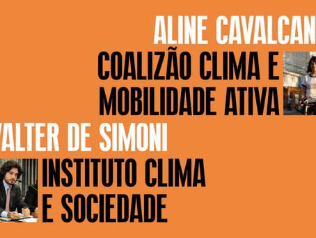 Caminhos Cruzados - Mobilidade urbana como termômetro das mudanças climáticas