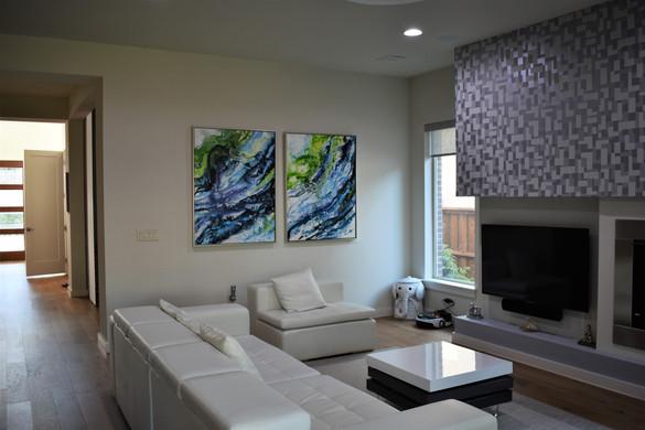 Canvas Framing