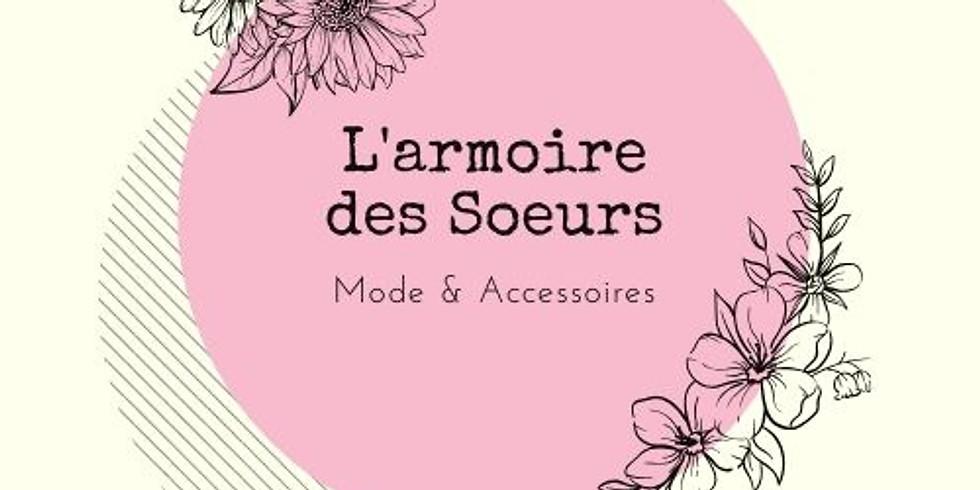 VIDE DRESSING ET DESTOCKAGE L'ARMOIRE DES SŒURS