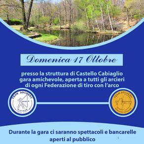 17/10 Amichevole Castello Cabiaglio