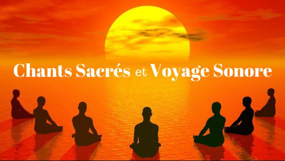 Chants sacrés et voyage sonore avec Soham le 5 juillet a Ste Adèle