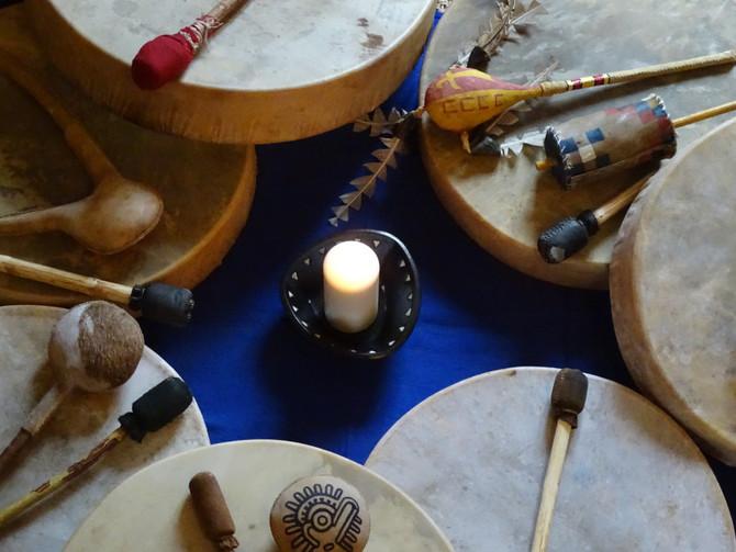Chants et Tambours amérindiens
