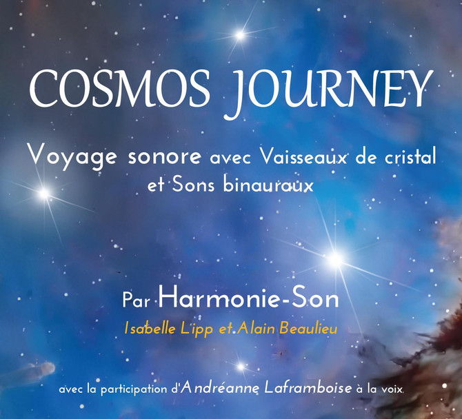 CD Cosmos Journey : 3 lancements