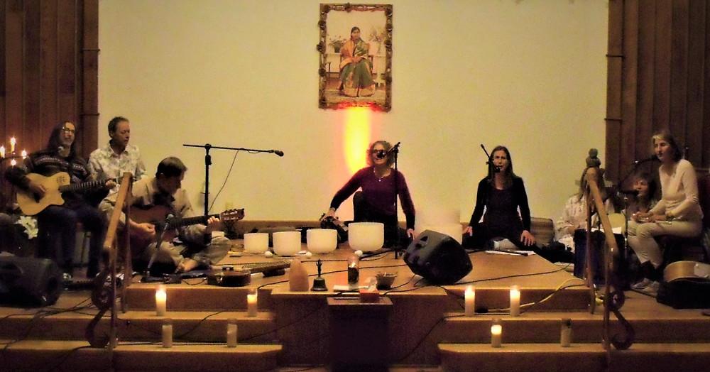 Une cocréation musicale avec nos amis-es musiciens-nes à La Chapelle de Ste-Adèle.