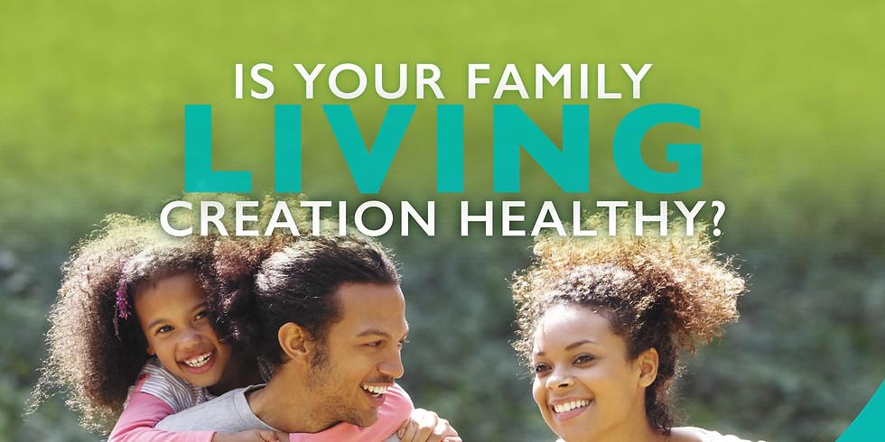 Creation Health Family Seminar