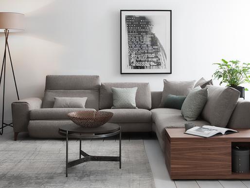 O sofá feito pra você e por você