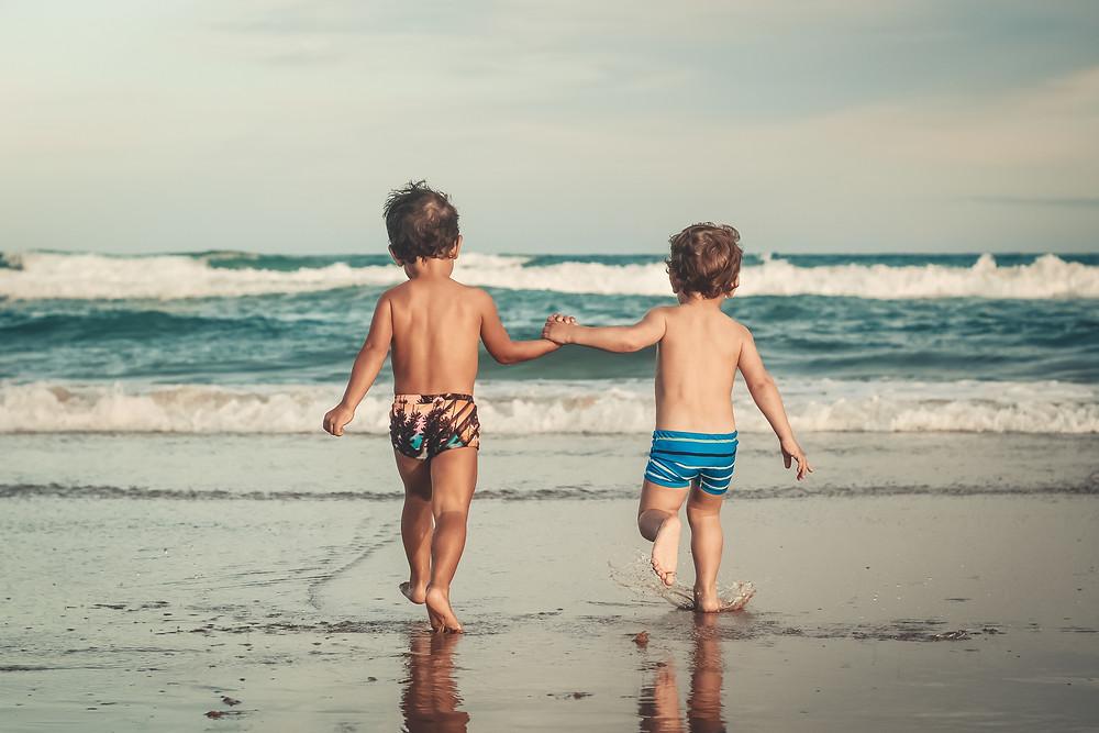 Neurodermitis Urlaub am Meer Kinder 6 Tipps die helfen