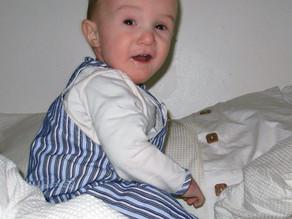 Schlaf Kindlein schlaf...  wenn Neurodermitis deinem Kind den Schlaf raubt