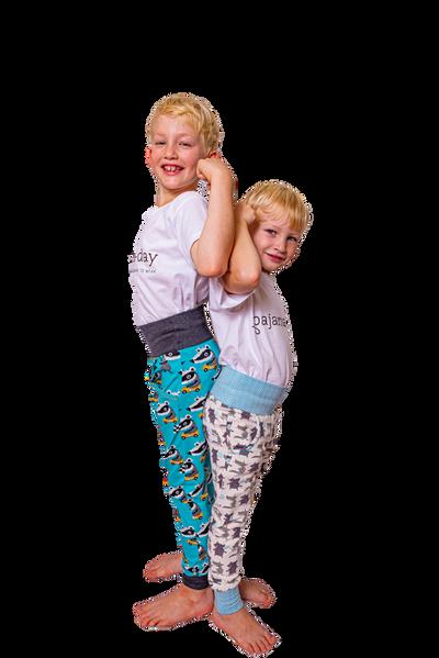 pajama-day = Die faire und vegane Bio-Pyjama-Hose, die länger mehr bietet.