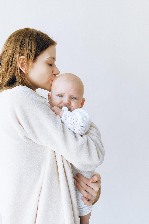 Pyjamahose Neurodermitis Mutter Kind Tipps die helfen