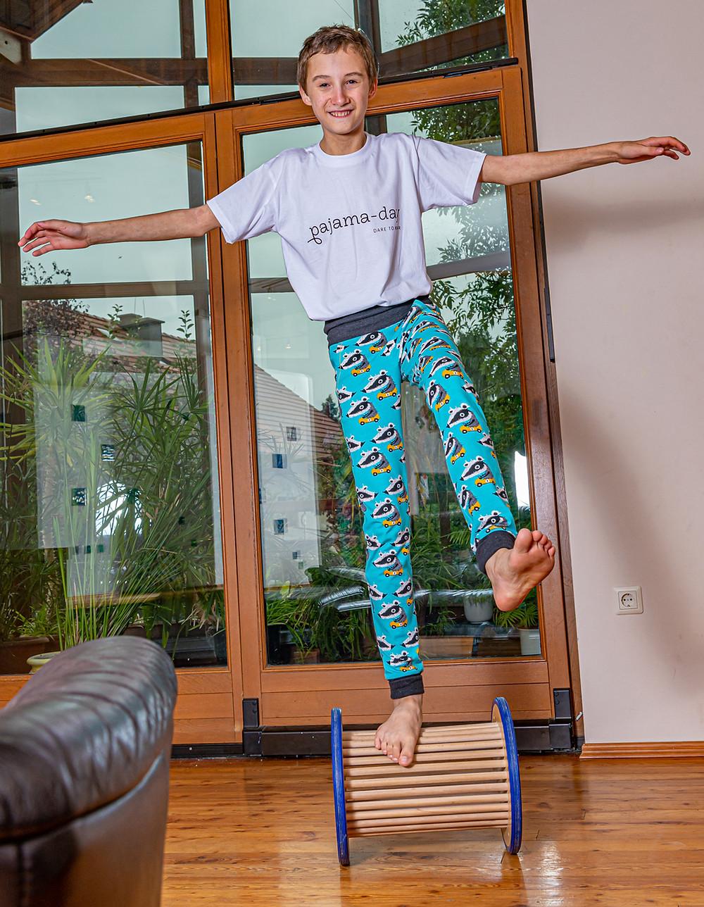 pajama-day Pyjamahose kind Neurodermitis 6 Tipps die helfen