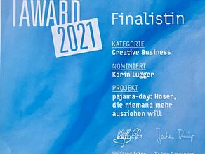 Meine Erfahrung beim Creative Business Award 2021