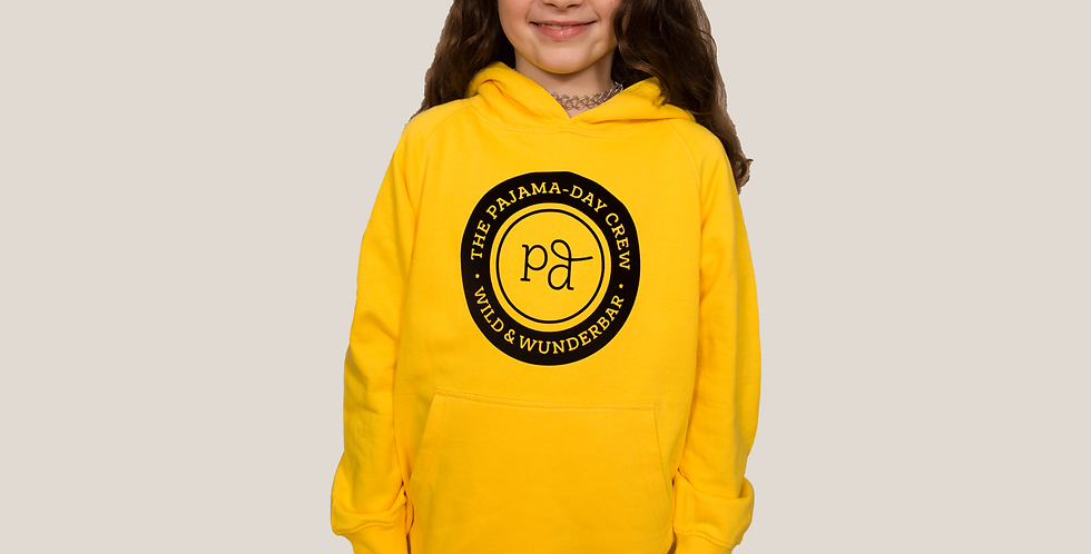 Hoody Pajama-day Love!