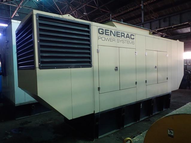 Générateur Generac 600 KW