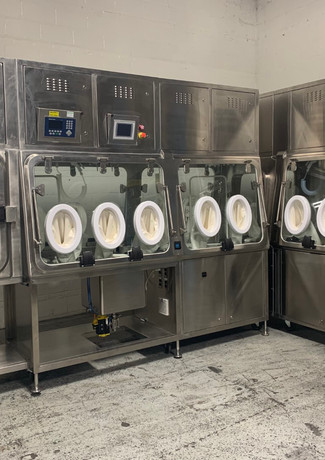 6.12 Sq Ft SP Scientific VirTis Freeze Dryer, Model EL 25L