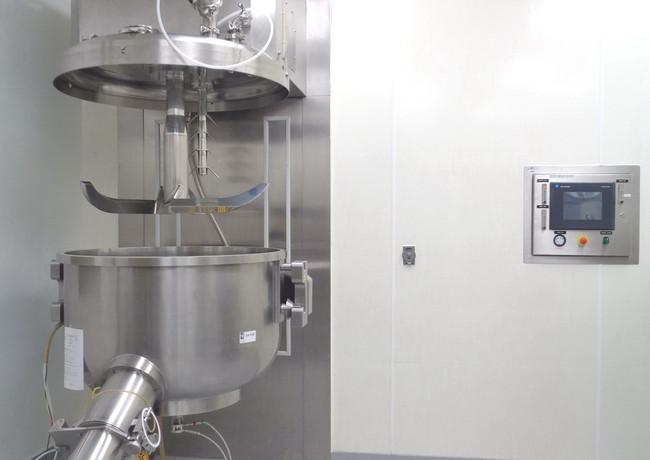 600 Liter Vector High Shear Mixer, Model GMX-600