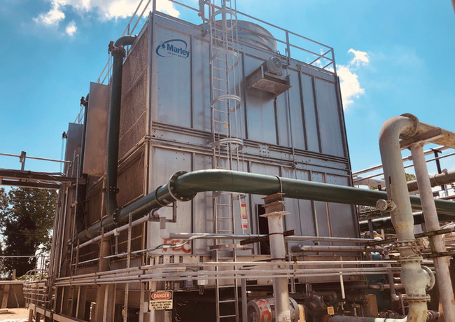 2210 Ton Marely Cooling Tower
