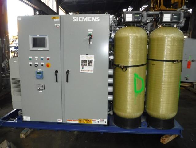 Système d'eau purifiée Siemens et système d'eau WFI