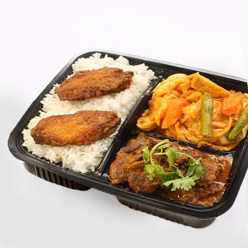 Kampong Beef Set   (1 person)