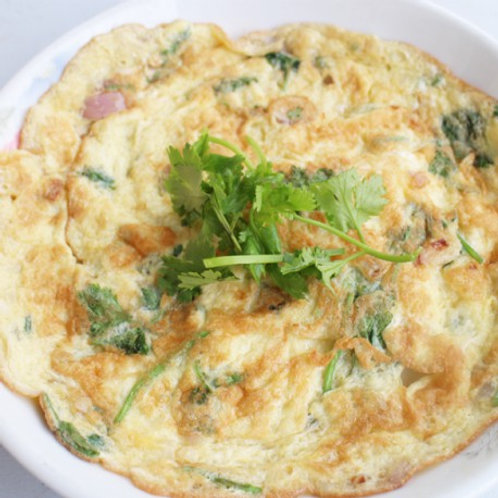 Omelette (Choose from 3 versions)
