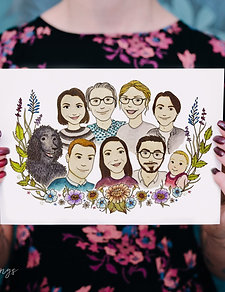 Family or Group Portrait