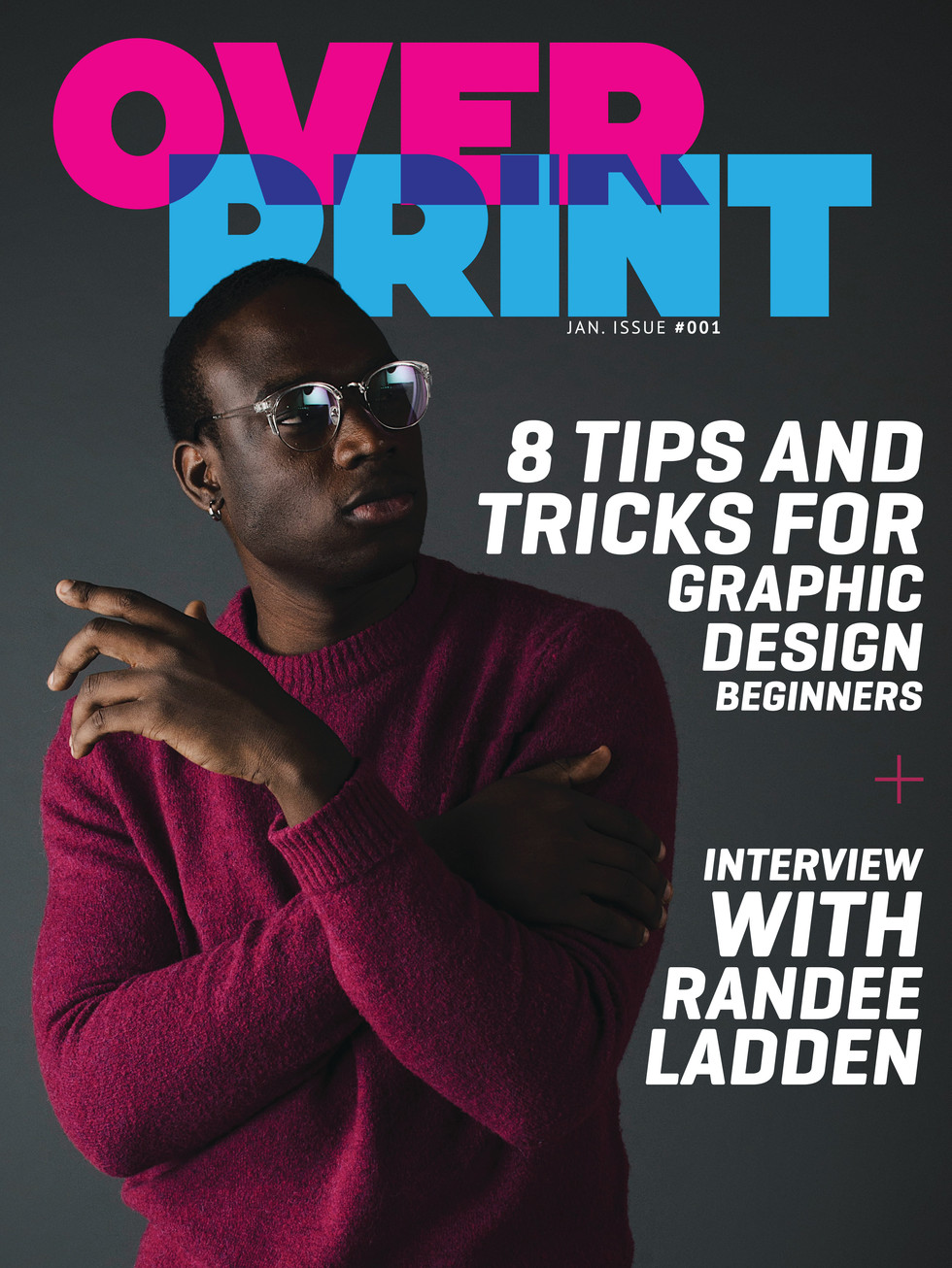Overprint Cover