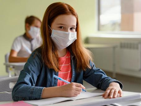 Como ajudar as crianças a lidarem com a ansiedade no retorno às aulas?