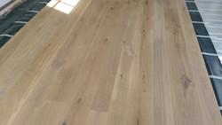 Oak prefinished engineered floor