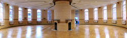 University Parquet Floor